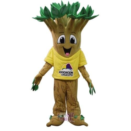 Arbo-Tree-Mascot