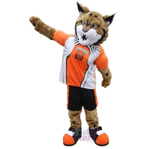 Burntwood-School---Bobcat-Mascot