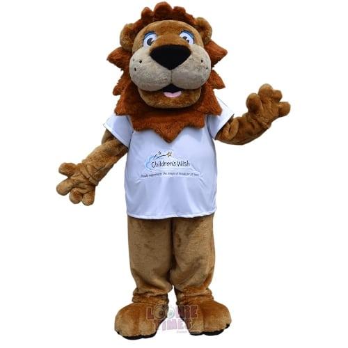 ChildrensWishFoundation_Lion-Mascot