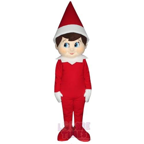 Elf-on-the-Shelf-Mascot
