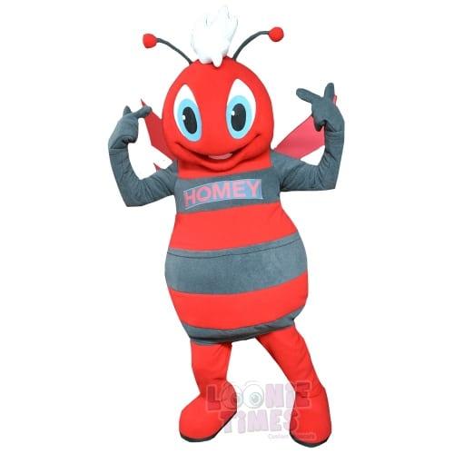 Hornet-Mascot