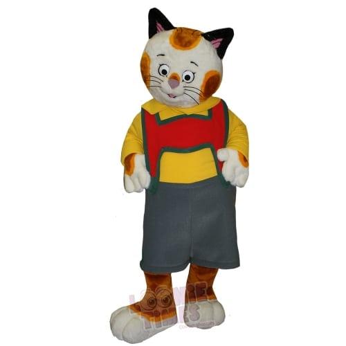 HuckleCat-Cookie-Jar-Ent-Cat-Mascot