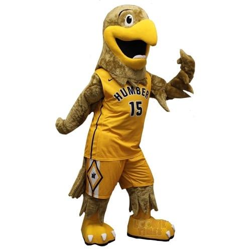 Humber-Hawk_Mascot