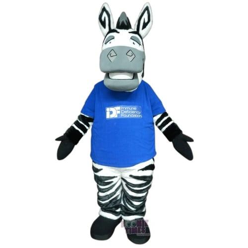 Immune-Def-Zebra-Mascot