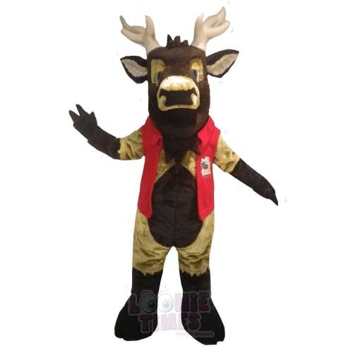 Keystone-Elk-Mascot