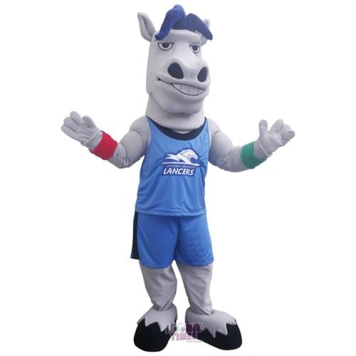 Longwood-University-Horse-Mascot