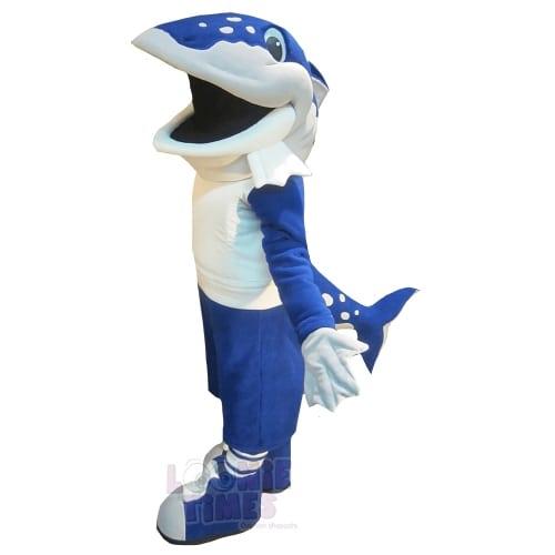 Mississauga-Steelheads-Fish-Mascot