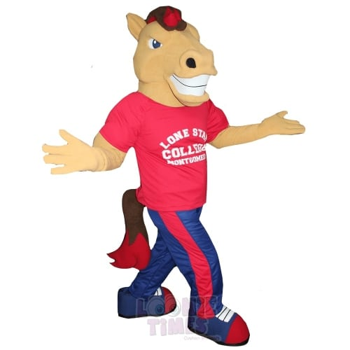 Monty-Horse-Mascot
