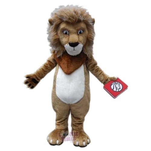 NYPL---Lion-Mascot