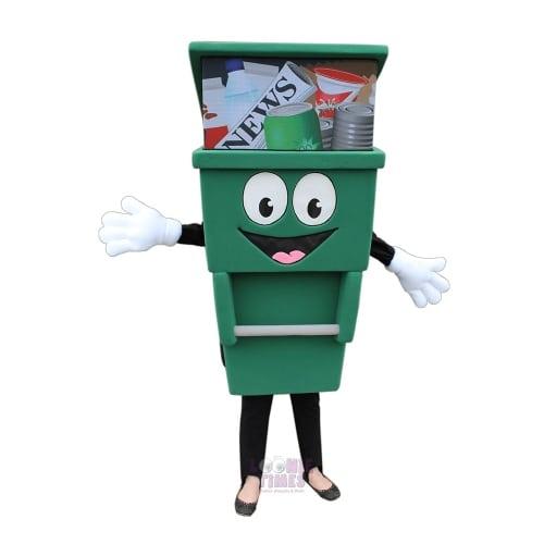 NashvilleRecyclingRecycle-Bin-Mascot
