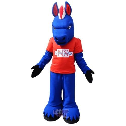 Nixon-Mustang-Mascot