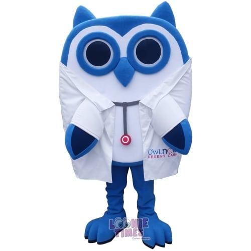 Owl-Mascot