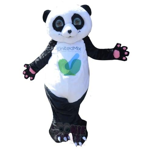 Panda-Mascot