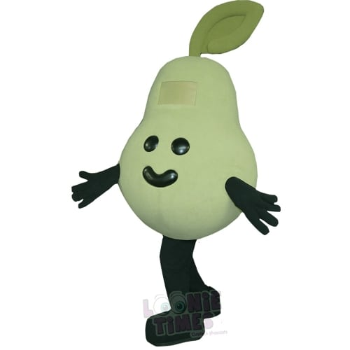 Pear-Mascot