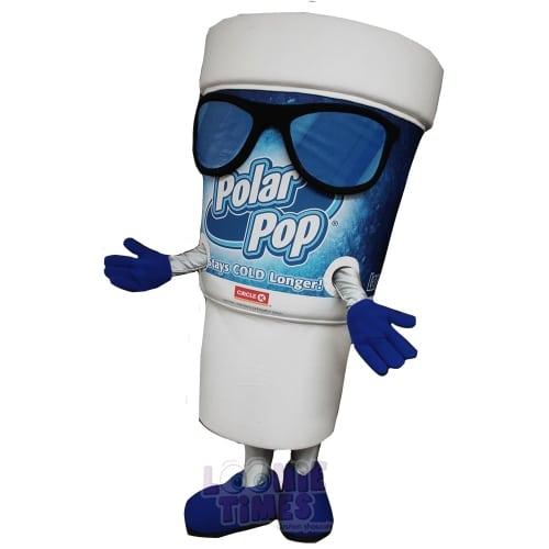 Polar-Pop-Cup-Mascot