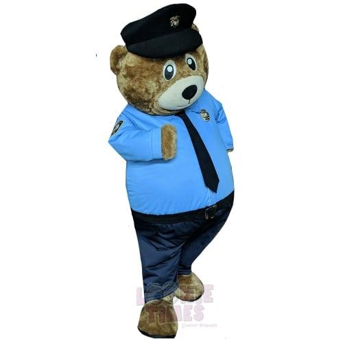Police-Bear-Mascot
