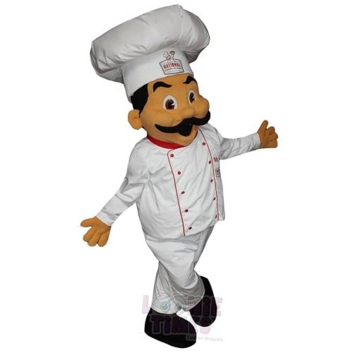 Pop-Chef-Mascot