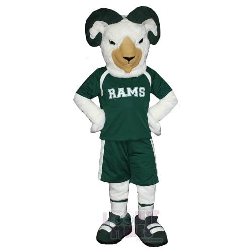 Ram-Mascot