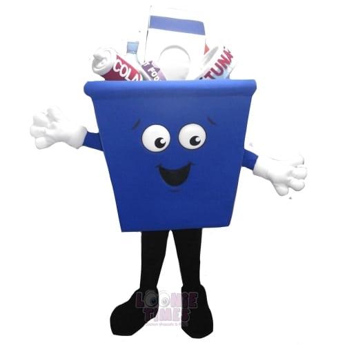 Recyling-Bin-Mascot