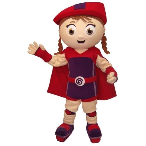 Red-Superhero-Mascot