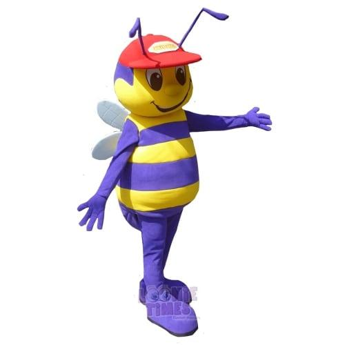 Retail-Group-of-America-Bee-Mascot