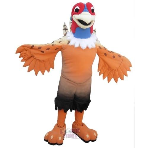Sioux-Falls-_Pheasant-Mascot