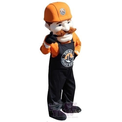 Smokie-Man-Mascot