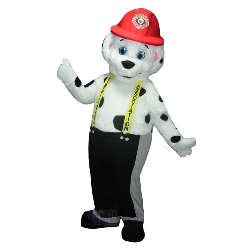 Sparky-Dalmation-Dog-Mascot