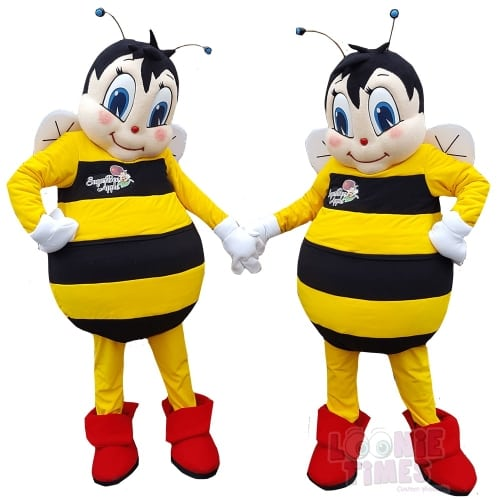 Sugar-Bee-Mascot