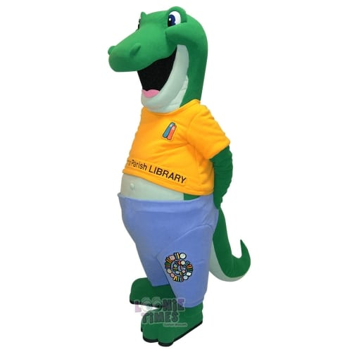 Tangipahoa-Parish-Library-Alligator-Mascot