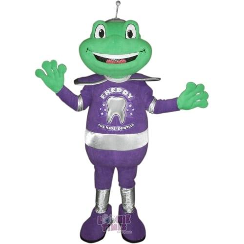 TheKidsDentist_Frog-Mascot