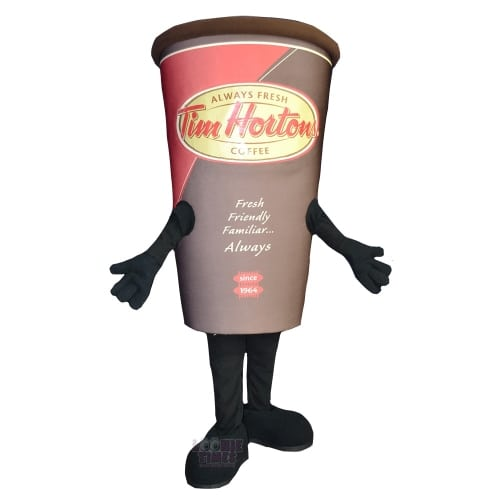 Tim-Horton's-Coffee-Cup-Mascot
