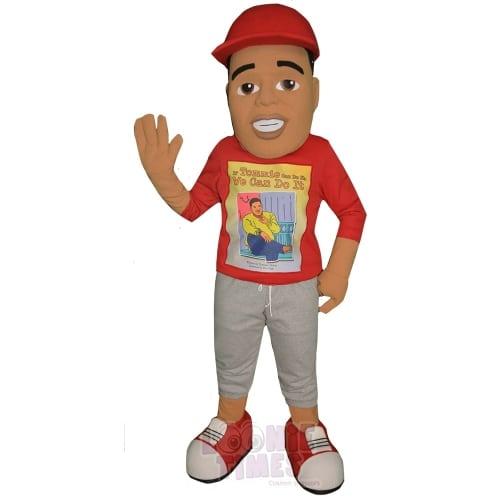 Tommie-Man-Mascot