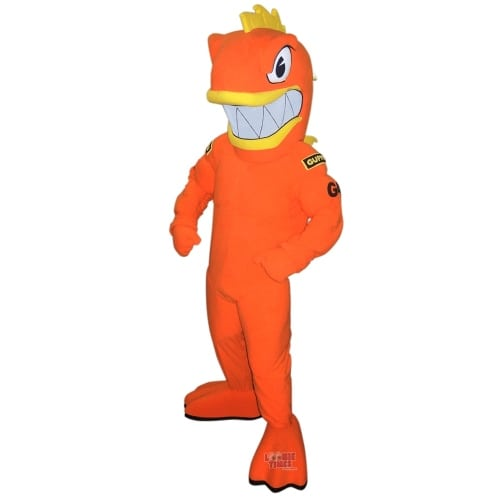 USMA-Guppy-Mascot