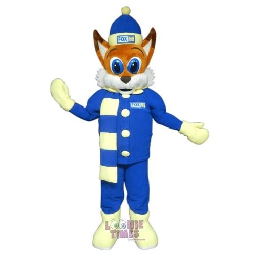 WDKY-Fox-56--Frosty-Fox-Mascot