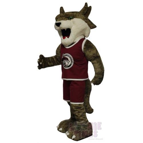 Wildcat-Mascot