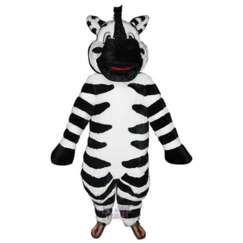 Zulu-Zebra-Mascot