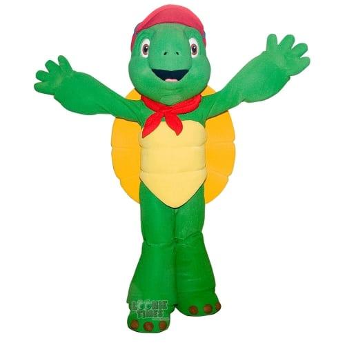 franklin_Turtle-Mascot